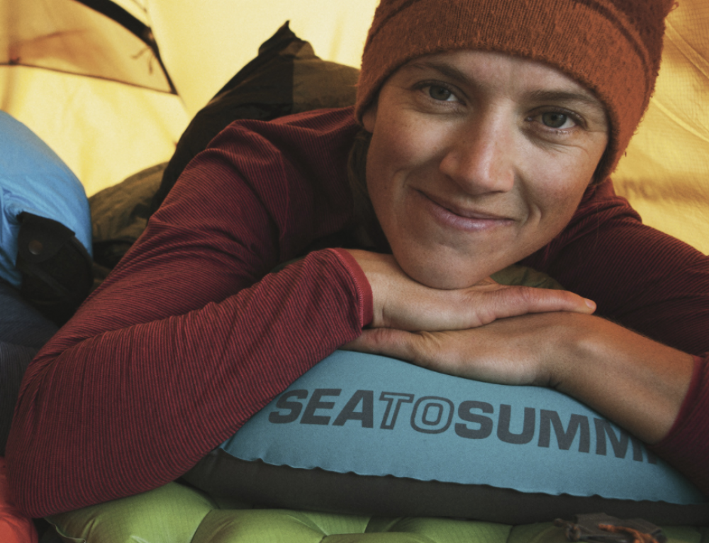 HOT BODY: THE KEY TO SLEEPING WARM IN THE WILD
