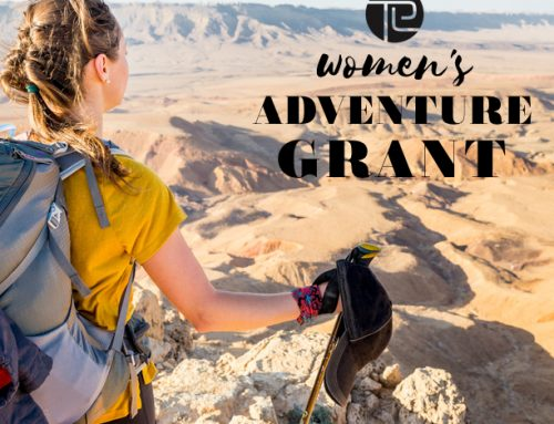 WOMEN'S ADVENTURE GRANT: $20,000 UP FOR GRABS
