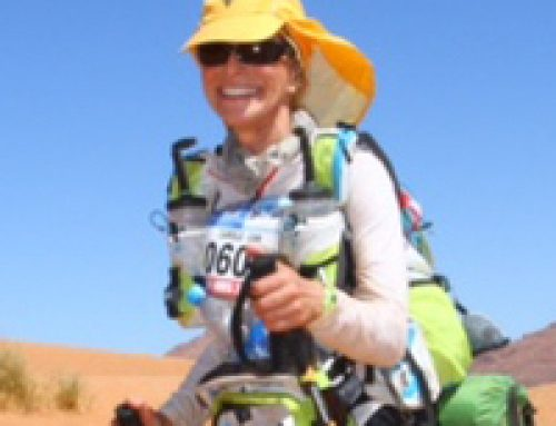 ULTRAMARATON TRANSFORMATION WITH CAROLE CONTANT