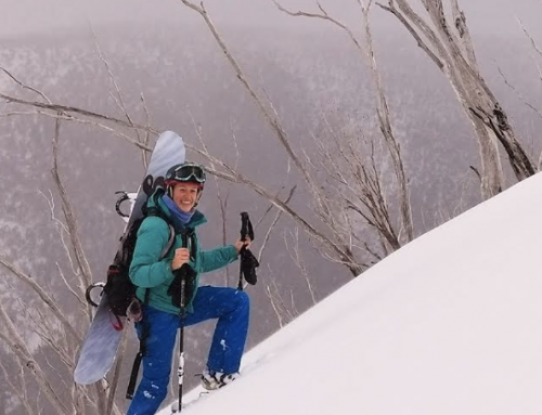 BACKCOUNTRY BABY: NICOLE PATON