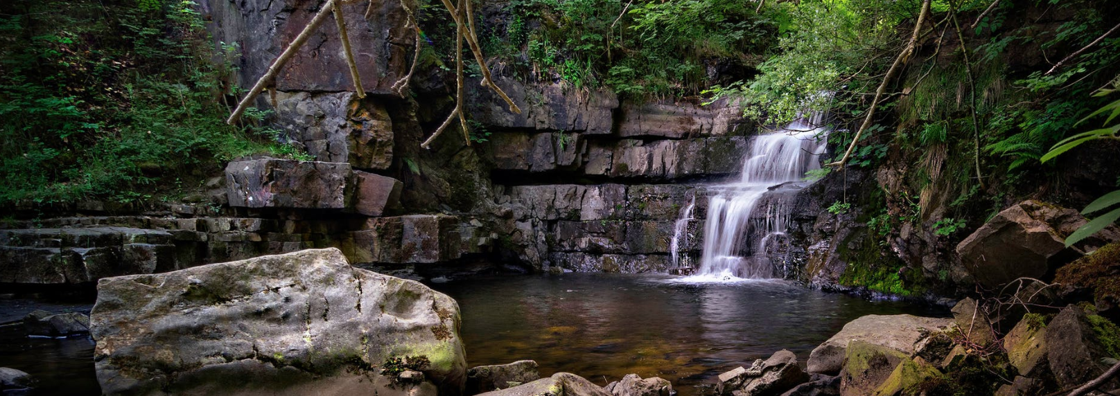 swimming holes as a summer outdoor activity