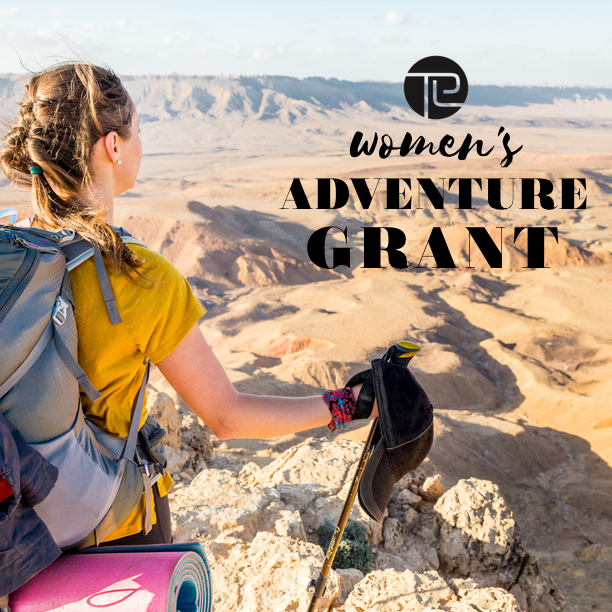 Travel Play Live Women's Adventure Grant