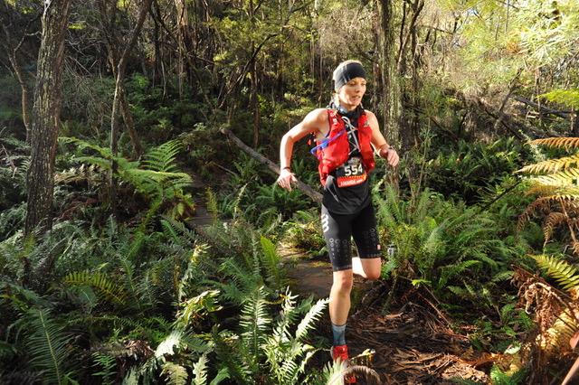 endurance running women