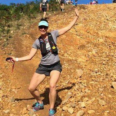 women endurance running