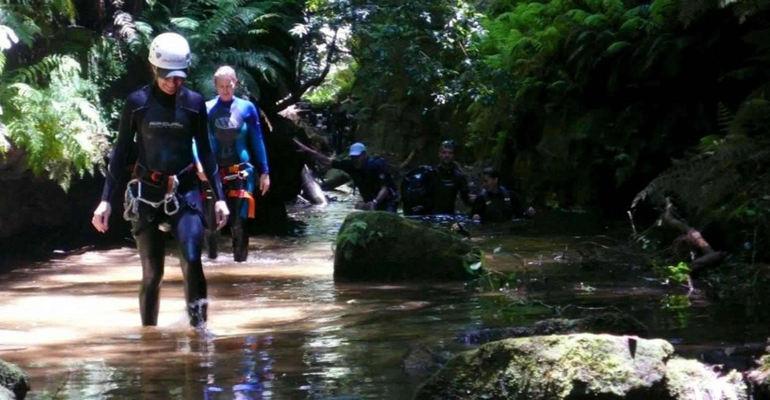 canyoning summer activities
