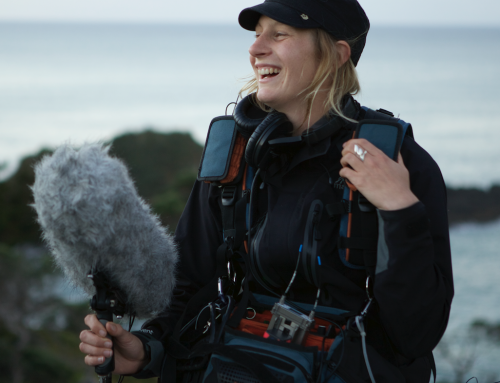 CASSIE DECOLLING GETS ADVENTUROUS WITH HER FILMMAKING