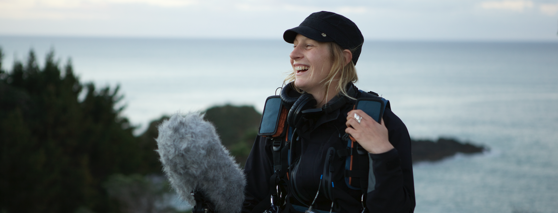 women adventure filmmaking