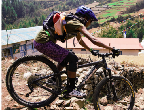 THE STORY BEHIND MOKSHA AND THE FEMALE NEPALI MOUNTAIN BIKING SCENE