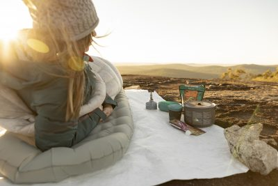 Sea to Summit sleep system for women