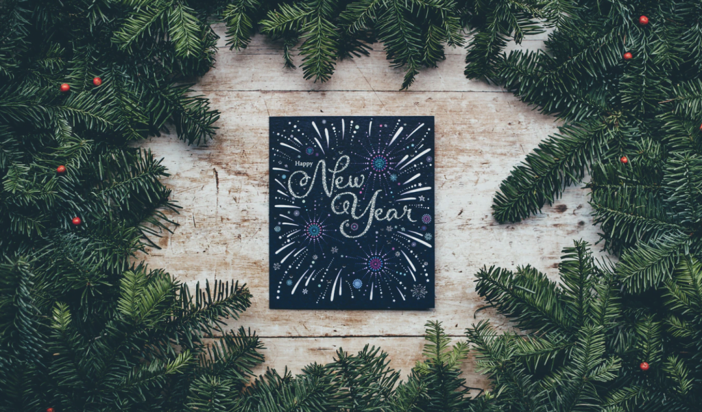 Planet friendly New Year's resolutions